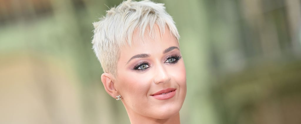 "Katy Perry Feels ""Liberated"" by Short Hair: ""I Have Surrendered to My 30s"""