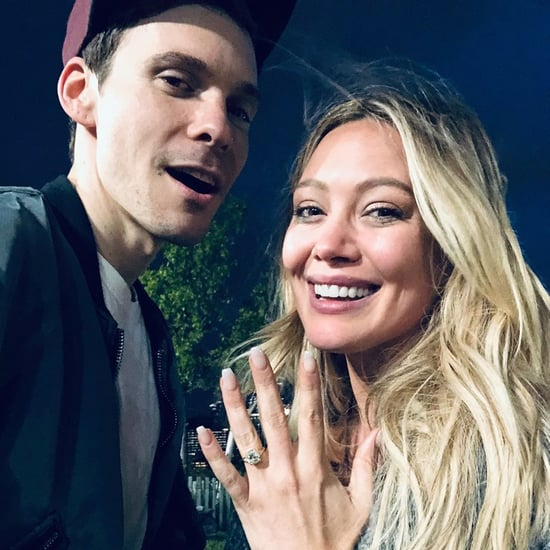 Hilary Duff's Engagement Ring