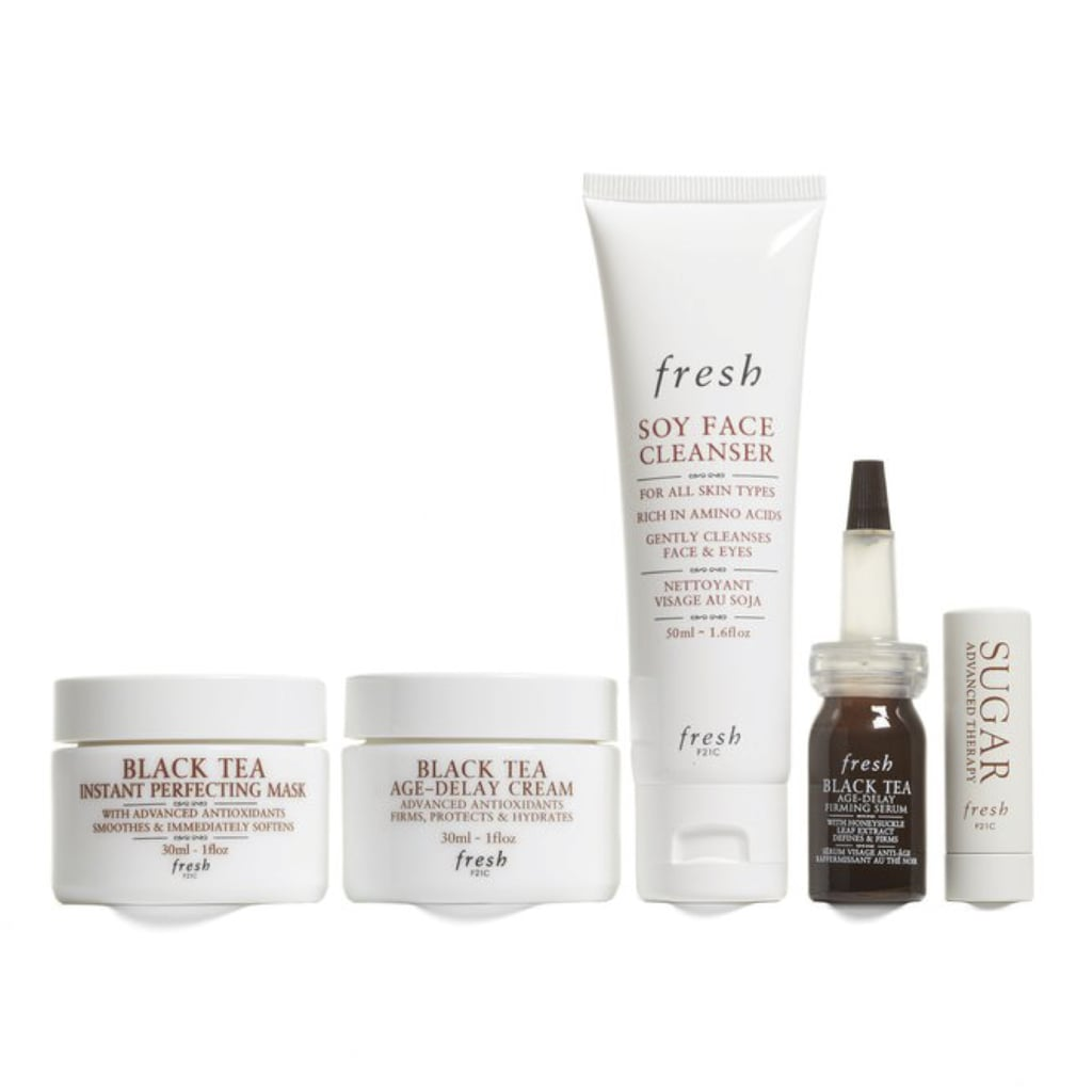 Fresh Black Tea and Beyond Skincare Set ($85, retail value $127​)
