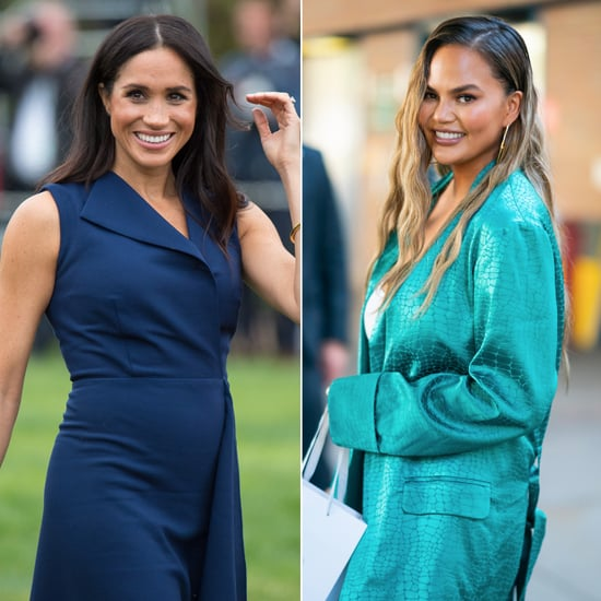 Chrissy Teigen and Meghan Markle's Friendship Timeline