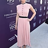 Jennifer Lawrence's Pink Philosophy Dress
