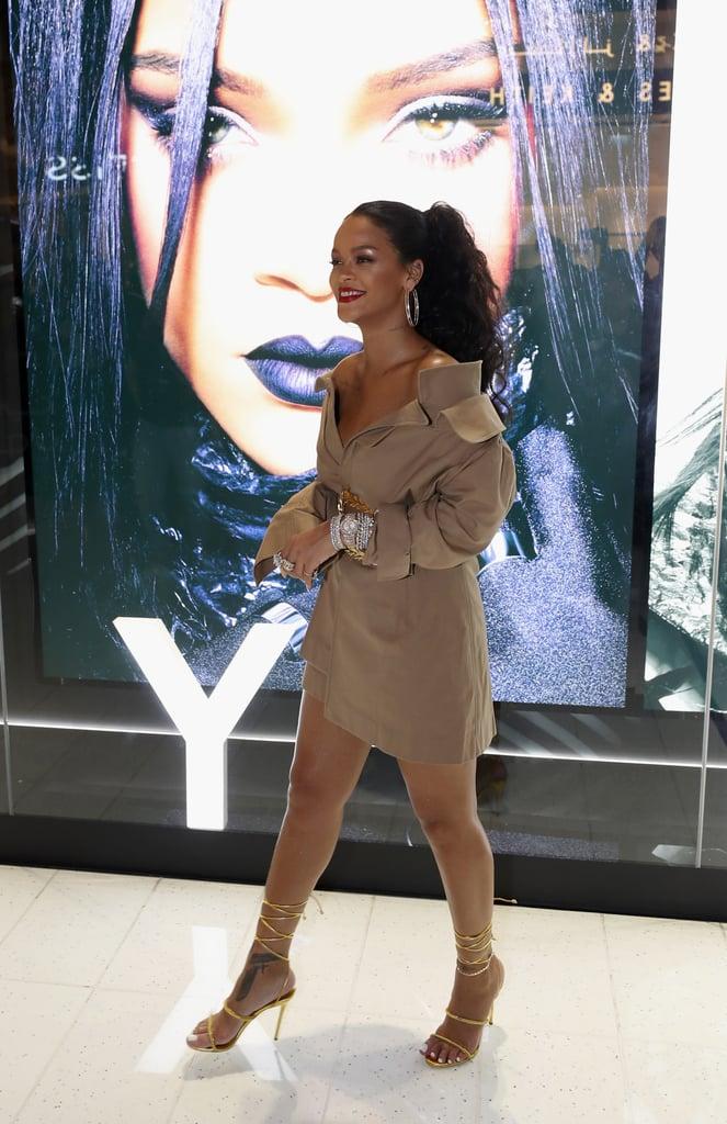 Rihanna's Monse Trench