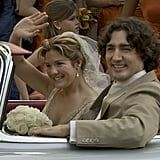 Justin Trudeau Wedding