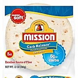 Mission Carb Balance Soft Taco Flour Tortillas