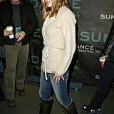Jennifer Aniston wore the boots we're still lusting over in 2006.