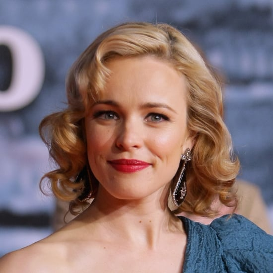 Her Old Hollywood waves and red lips stole the show at the German premiere of Sherlock Holmes.