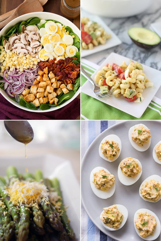 Hard-Boiled Egg Recipes
