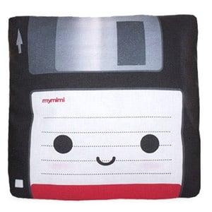 Mini Floppy Disc Pillow