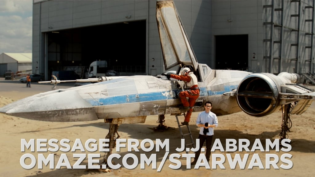 An Old X-Wing Plane Will Be Back