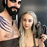 Daenerys and Drogo From Game of Thrones
