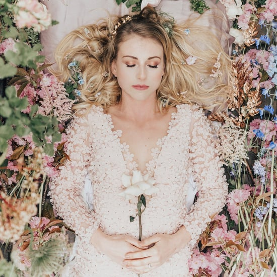 Sleeping Beauty-Themed Wedding Ideas