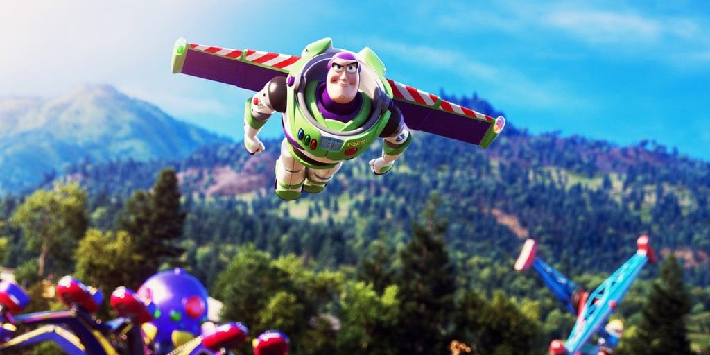 Buzz Lightyear From Toy Story 4