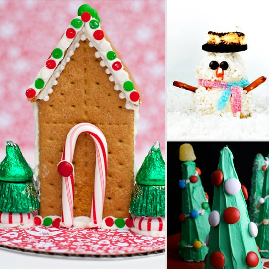 Christmas Gingerbread House Decorations.Alternate Gingerbread House Ideas Popsugar Family