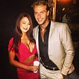 Jessica Hayes and Max Morley — 2015