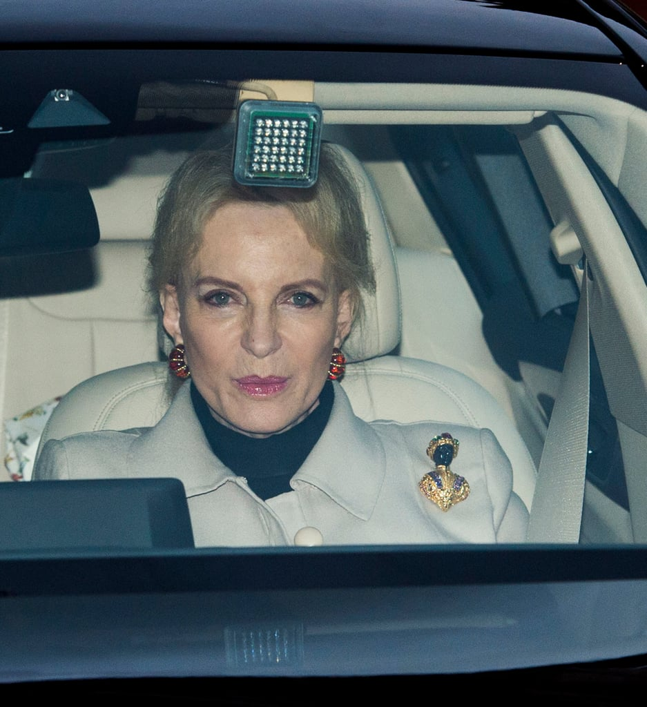 Princess Michael of Kent Racist Brooch Pre Christmas Lunch ...