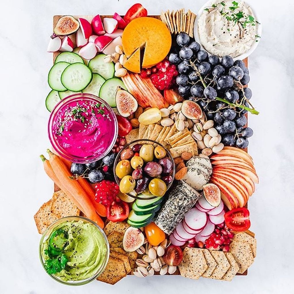 Vegan Charcuterie Board Ideas Popsugar Food