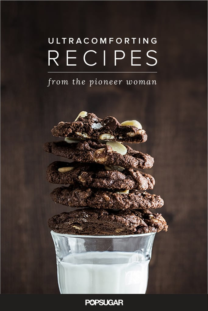 What are the Pioneer Woman's healthiest recipes?