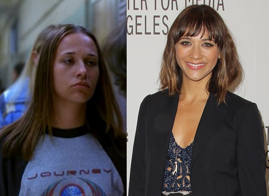 rashida jones freaks and geeks where are they now