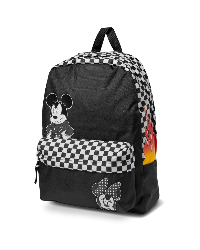 Disney x Vans Punk Mickey Mouse Realm Backpack