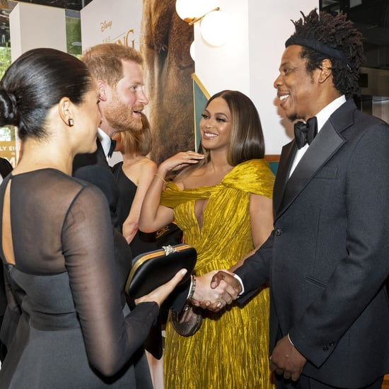 Celebrities at The Lion King World Premiere UK Pictures 2019