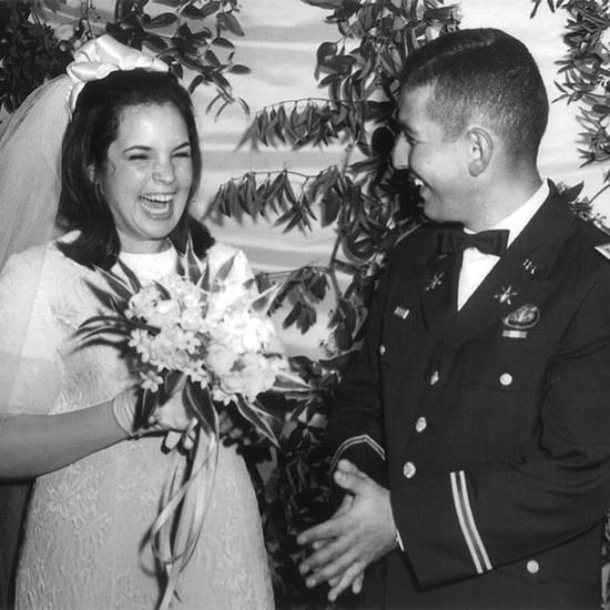 Ina Garten and Jeffrey Wedding Photo