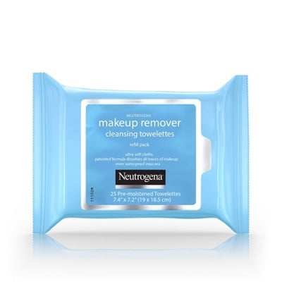 Neutrogena Makeup Remover Cleansing Towelettes & Face Wipes