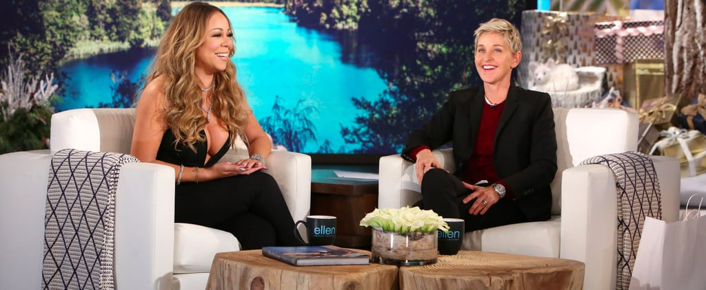 Mariah Carey Talks About James Packer on The Ellen Show 2016