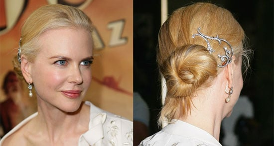 How-To: Nicole Kidman's Australia Updo