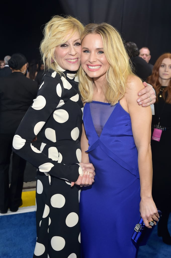 Pictured: Judith Light and Kristen Bell