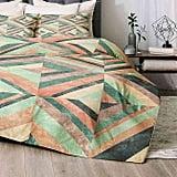Deny Designs Jacqueline Maldonado Hybrid Holistic Comforter Set