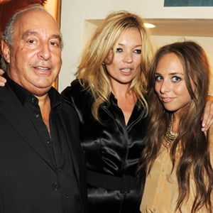 Kate Moss Designs with Chloe Green for Topshop Spring 2011