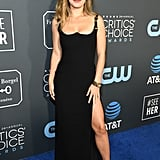Haley Lu Richardson at the 2019 Critics' Choice Awards