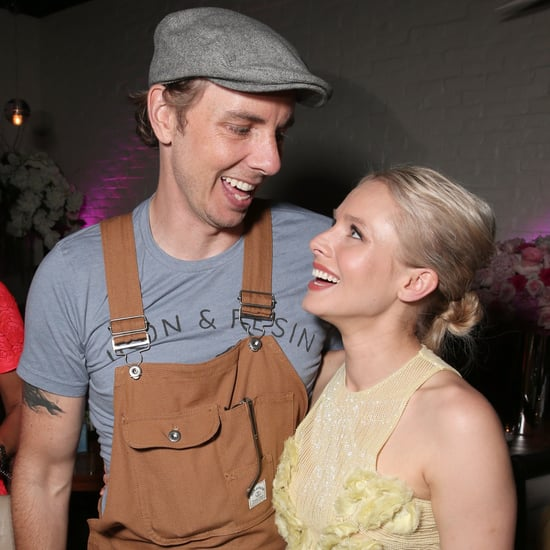 Kristen Bell and Dax Shepard Cute Pictures