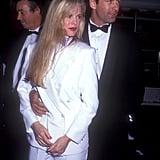 Kim Basinger and Alec Baldwin in 1990