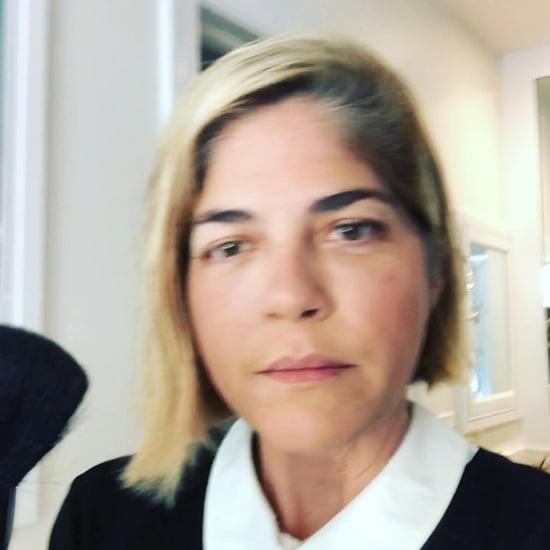 Selma Blair Makeup Video With Multiple Sclerosis