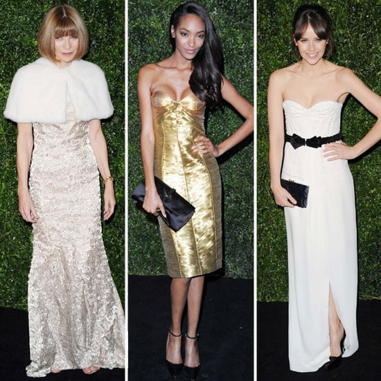 Celebrities Frock up for the Evening Standard Theatre Awards