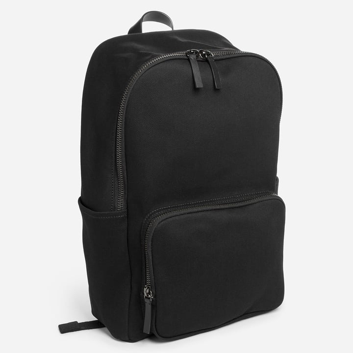 A Sleek Backpack
