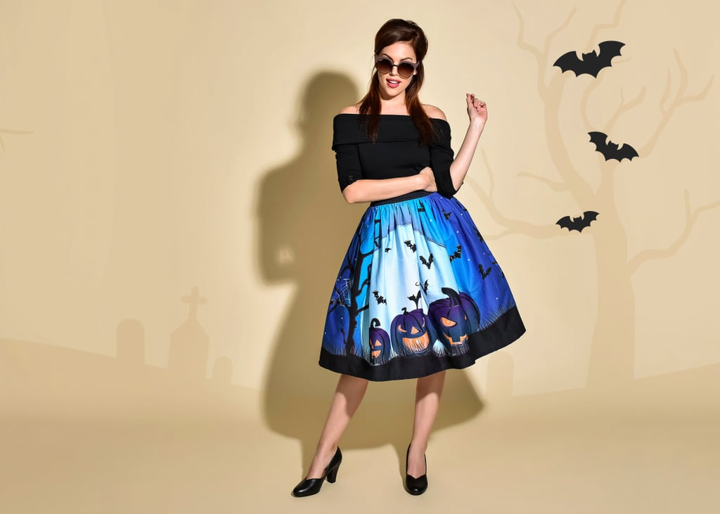 Get Your (Sexy) Creep On With This Pinup-Style Halloween Clothing Line