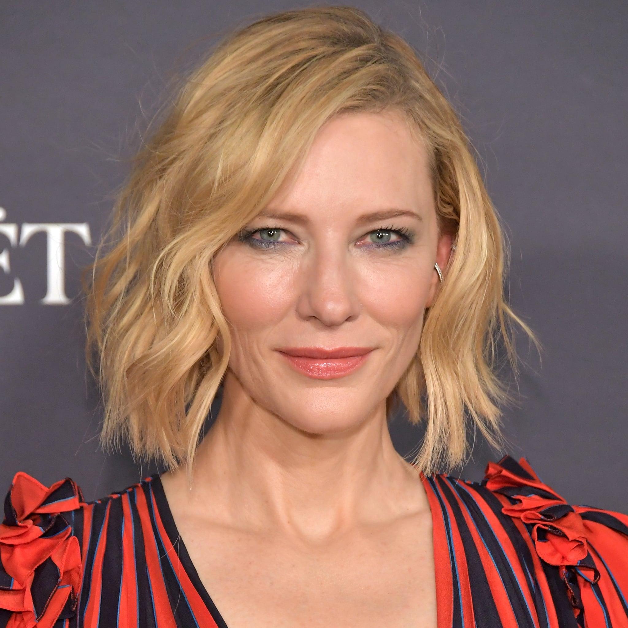 Cate Blanchett Popsugar Celebrity