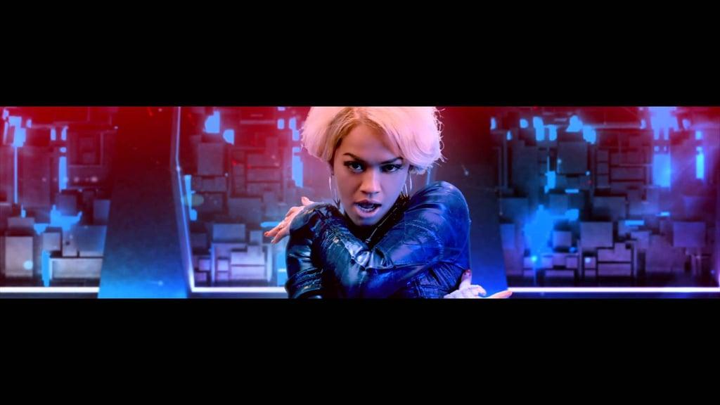 """Radioactive"" — Rita Ora"