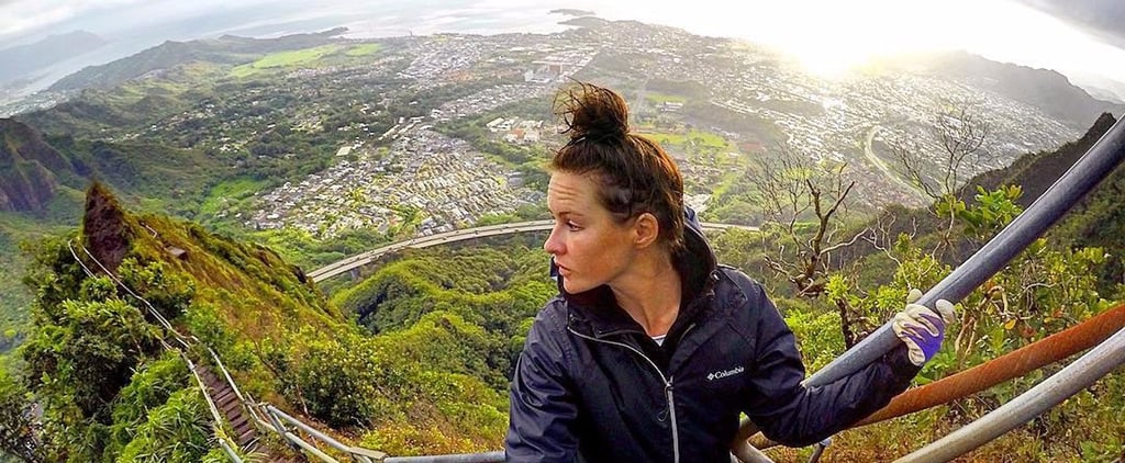"This Illegal Hike in Hawaii Is Nicknamed the ""Stairway to Heaven"" For Good Reason"