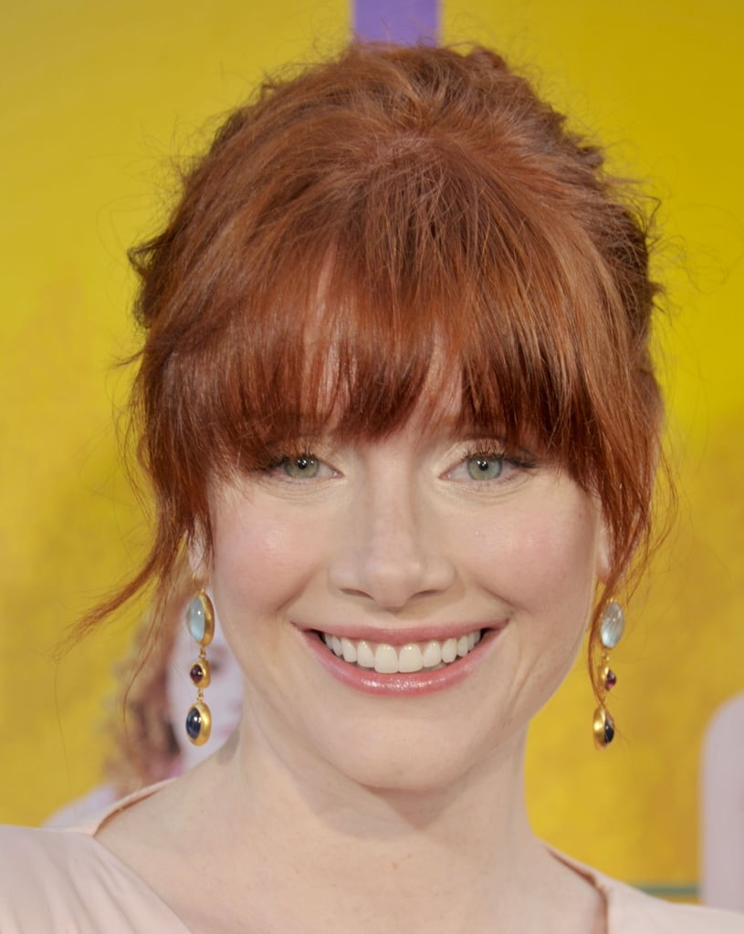Bryce Dallas Howard With Bangs
