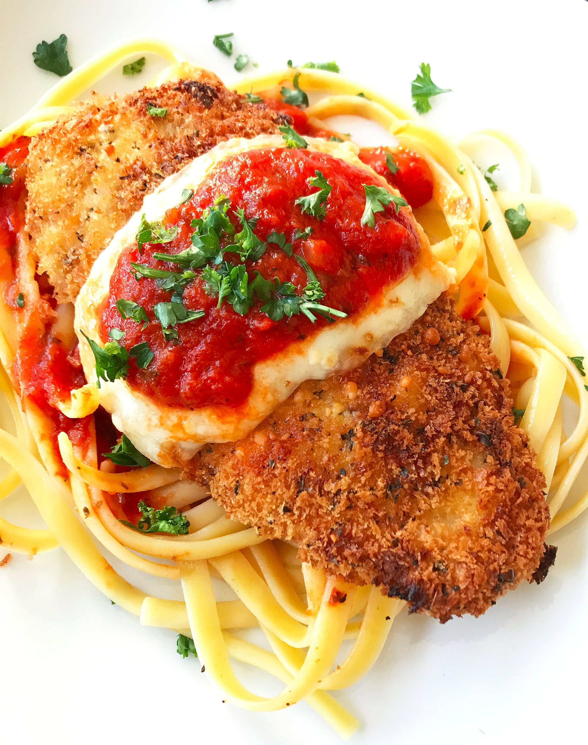 Easy Chicken Parmesan Recipe | POPSUGAR Food