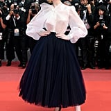 Elle Fanning at the 2019 Cannes Film Festival