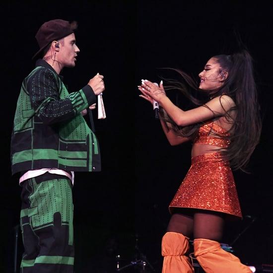 "Watch Ariana Grande and Justin Bieber's ""Stuck With U"" Video"