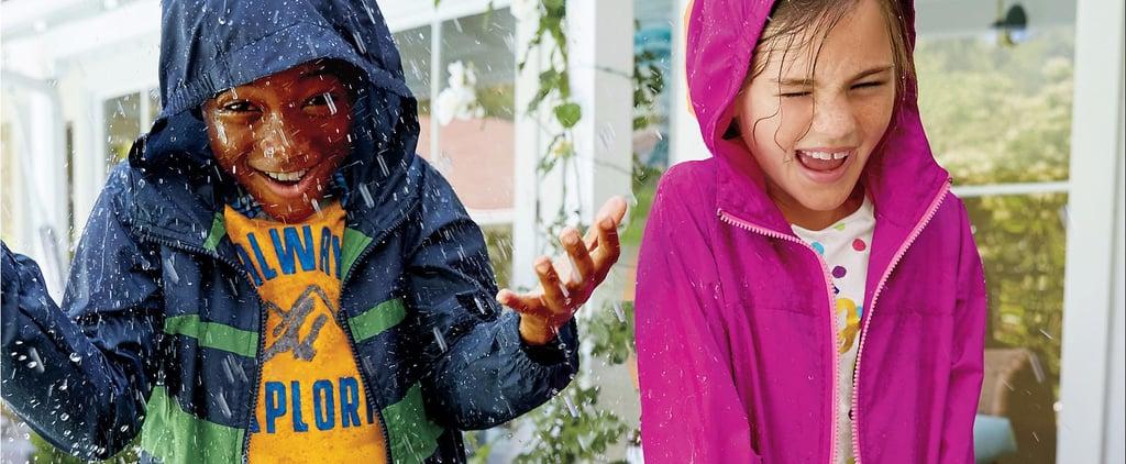 Raincoats For Kids 2017