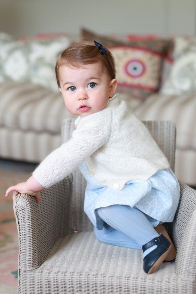 Princess Charlotte, Anmer Hall