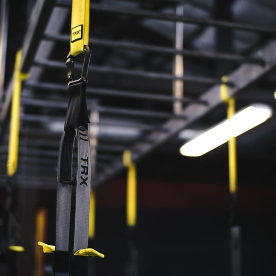 Beginner TRX Arm Workout