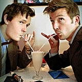 Eleven and 10 From Doctor Who