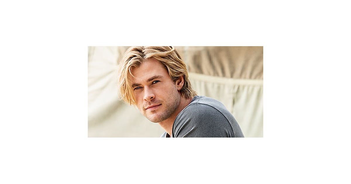 Chris Hemsworth People's Sexiest Man Alive 2014 Cover ...